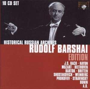 Hommage à Rudolf Barshai