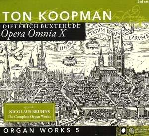 Fin de l'intégrale d'orgue Buxtehude décoiffante de Koopman