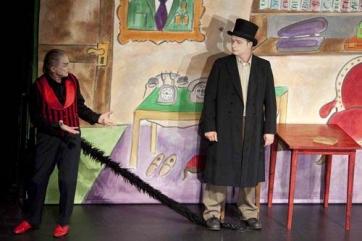 L'opéra-théâtre de Dimitri