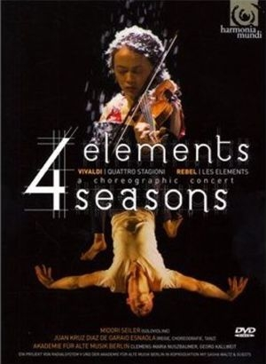 4 éléments - 4 saisons