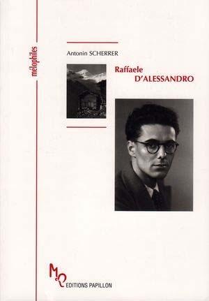 Un talent oublié: Raffaele D'Alessandro