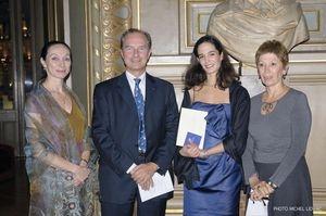 Prix de danse 2009 du Cercle Carpeaux