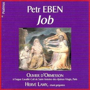 Le livre de Job paraphrasé par un grand compositeur tchèque