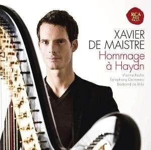 Xavier de Maistre joue Haydn