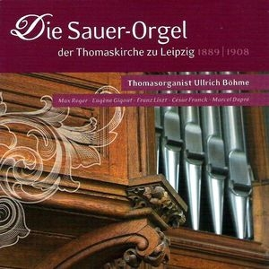 Un orgue symphonique à Saint-Thomas de Leipzig