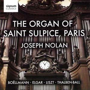 L'orgue de Saint Sulpice dans toute sa splendeur