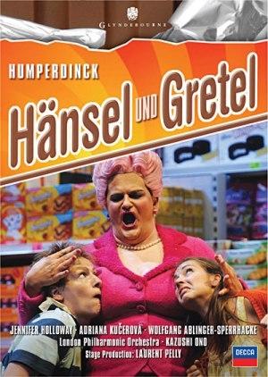 Hänsel et Gretel au supermarché!