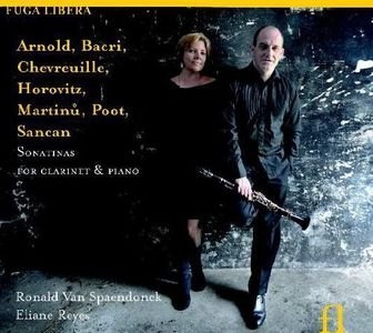 Sonatines pour clarinette et piano
