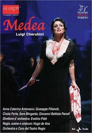 Antonacci est Medea