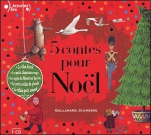 La belle tradition des contes de  Noël