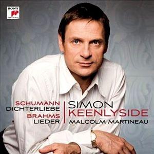 Simon Keenlyside dans Brahms et Schumann