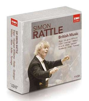 Simon Rattle de Moscou à Londres