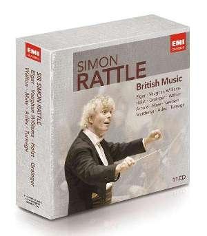 Simon Rattle de Moscou à Londres