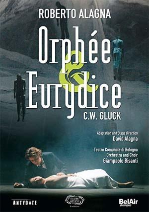 Orphée et Eurydice, d'après C.W. Gluck