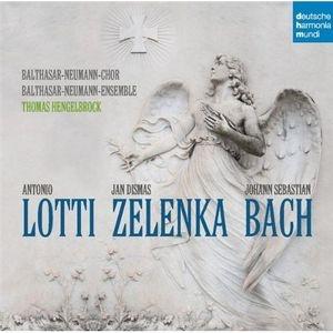 Hommage à la musique sacrée de Bach, Lotti et Zelenka