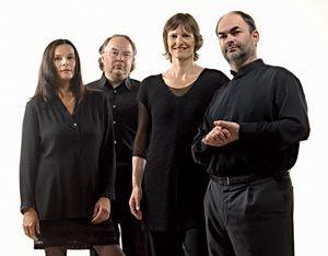 Visages actuels de quatuors à cordes II