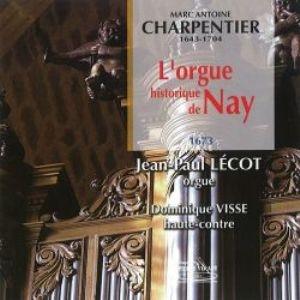 Charpentier revisité par les orgues