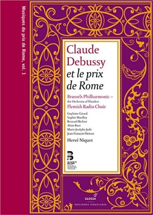 Claude Debussy et le prix de Rome