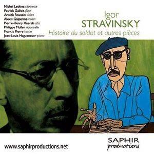 Chambre Stravinsky s'il vous plait