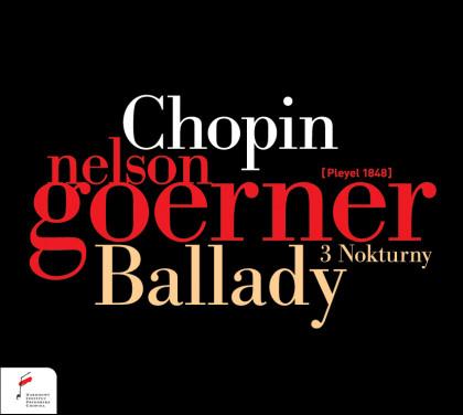 NIFC CD 003_Chopin_Ballades_Nelson Goerner