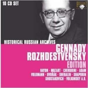 La tornade Rozhdestvensky