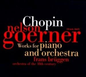 Goerner et Brüggen, inoubliables pour un Chopin éternel