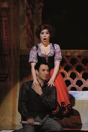 Un philtre magique filmique pour Donizetti coloré et magnifié