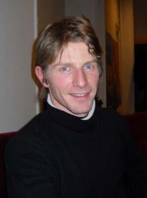 Karl Paquette, étoile de l'Opéra de Paris.