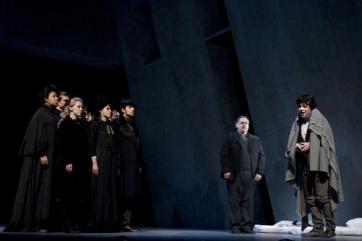Une comédie-musicale à l'Opéra