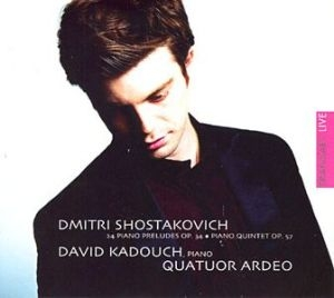Kadouch illumine Chostakovitch