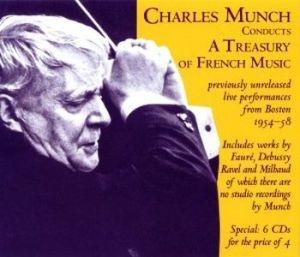Charles Münch dirige un trésor de musique française