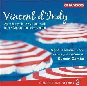Vincent d'Indy: la redécouverte de la symphonie n°3