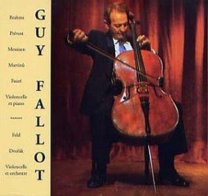 Guy Fallot, fervent violoncelliste