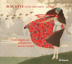 Musique de chambre de Jean Huré