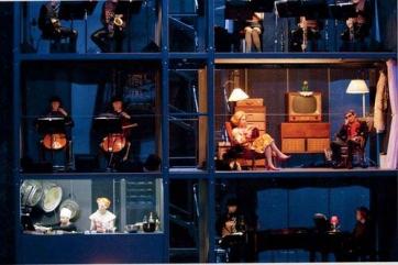 Courteline à l'opéra