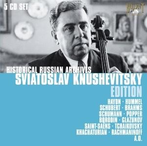 Hommage à Sviatoslav Knushevitsky