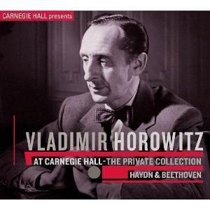 Quand Horowitz sert Haydn et Beethoven