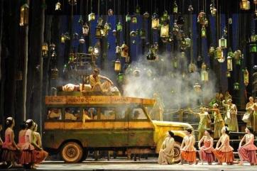 L'Amazonie à Broadway… et à Paris!