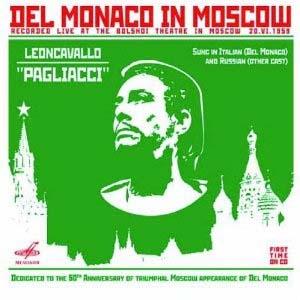 Mario del Monaco à Moscou