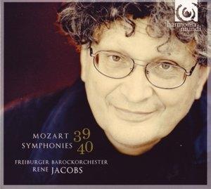 Réné Jacobs dirige deux symphonies de Mozart!