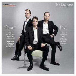 Chopin et Liszt en musique de chambre