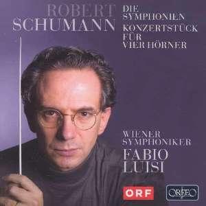 L'étonnant et inattendu Schumann de Fabio Luisi