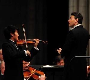 Maxim Vengerov, chef d'orchestre?
