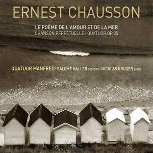 Ernest Chausson, mélodies de chambre