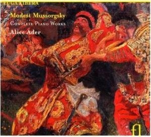 Moussorgski en liberté