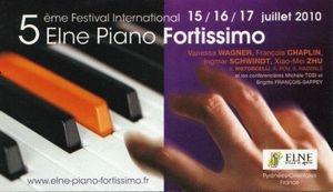 Elne piano Fortissimo s'enracine dans la terre catalane