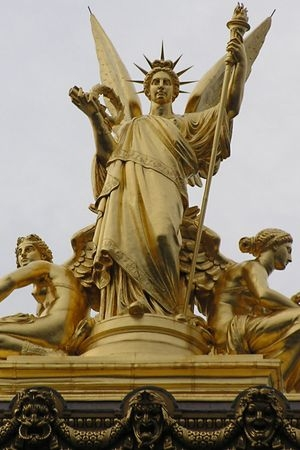 La création lyrique à l'Opéra de Paris