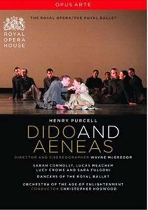 Dido et Aeneas chorégraphie à l'anglaise