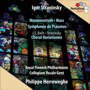 Philippe Herreweghe: Stravinsky!