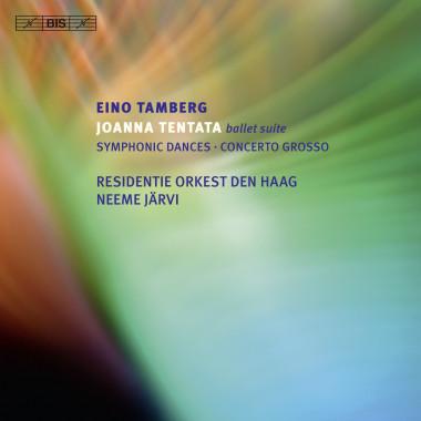 Eino Tamberg_Orchestral Works_BIS Records